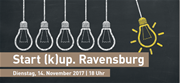 Start(k)up Ravensburg